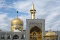 Sa biographie en bref dans Qui est l'imam Reza ? Photo-Mashhad-irib